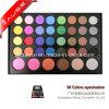 La gama de colores versátil del maquillaje de 38 colores con sombreador de ojos y se ruboriza y contornea el polvo