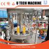 Máquina de etiquetado rotatoria automática llena de la etiqueta engomada