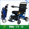 سفر إستعمال يحمل يعجز يتيح يطوي [إلكتريك بوور] كرسيّ ذو عجلات