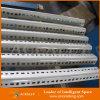 Rayonnage encoché de faible puissance d'angle d'acier inoxydable d'entrepôt