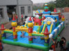 Divertimento Inflatable Castle per Outdoor Playground (A233)