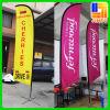 주문 Cheap 중국 Made Swooper Flag 또는 Polyester Flag (JTAMY-2015120901)