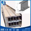 Acciaio per costruzioni edili della barra piana del fascio della Manica H della saldatura