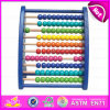 2015 Wooden realistico Abacus Beads Toy per Kid, Best Sale Wooden 100 Beads Rack per Children, Wooden Counting Abacus Beads Wj276925