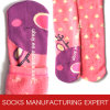 Full Terry van babys van Tube Sock met Anti Slip