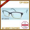 Les verres optiques de trame simple mince de section (OP15034)