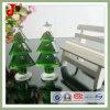 De Gift en de Decoratie van Kerstmis van de Boom van het kristal