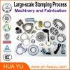 Nach Maß Qualitäts-Eisen sterben, Teile für Autoteile maschinell zu bearbeiten