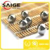 Bola de acero inoxidable de la prueba de impacto SUS304 de Saige G100 3/8 ''