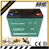 bateria recarregável do gel do silicone 12V20ah para o carro elétrico