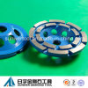 Diamond Double Rim Grinding/Cup Wheel for Stone/Concrete