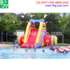 Inflatable Pool、Inflatable Water Slide (DJWS012)のための水Slide