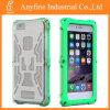Caso impermeable rugoso resistente con el tornillo del remache para iPhone6