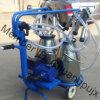 Sheep、Cattle、Goatのための移動式Dry Vane Pump Milking Machine