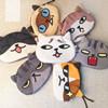 도매 새로운 도착 숙녀 3D 고양이 마스크 동전 지갑