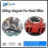 Прямоугольный поднимаясь магнит для стального заготовки поднимая MW22-210100L/1