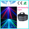 Vlinder RGBW van het Effect van de disco de Lichte 20W Dubbele