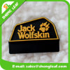 PVC popular Logo Trademark de Customized 3D Rubber Soft (SLF-TM026)