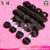 Guangzhou-Großhandelsmarkt garantiertes Qualitätsjungfrau-Inder-Haar