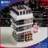 Белая губная помада Acrylc косметическая & компактная башня с карманн
