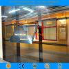 Profils en verre en aluminium d'extrusion de système de mur rideau de système en aluminium de mur rideau