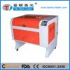Máquina de corte a laser de acrílico e MDF para placas publicitárias