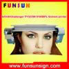 Desafiador Infiniti Fy3278n Large Format 510 50pl Solvent Printer para Banners (los 3.2m/10FT, colores del cmyk 4, hora de 157 sqm/)