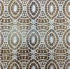 Новая вышивка Fabric Polyester для Dresses Women