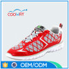 Schoenen van de Sporten van het Merk van de manier de Toevallige, de Schoenen van de Sporten van de Hogere Mensen van Pu