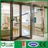 Puerta de plegamiento de la aleación de aluminio con estándar australiano