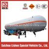 Aanhangwagen van de Vrachtwagen van de Aanhangwagen van de Tanker van het Gas van LPG de Semi voor Verkoop