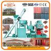 Telha concreta da alta qualidade que faz a máquina/telha de telhado superior que faz a máquina