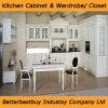 ハイエンド現代デザイン台所Cabintおよびワードローブまたは戸棚