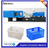 Energía-ahorro servo Injection Molding Machine para Crates