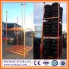 Fabricante de la fábrica del estante de exhibición ajustable del neumático del almacenaje del almacén de China