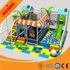 Het Ontspruiten van de Speelplaats van kinderen de Binnen Zachte Speelplaats van het Spel