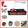 laser Shoes Leather Cutting Machine de 60W 80W