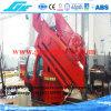 ABS палубного судового крана CCS рукоятки 11t 15t складывая морской