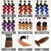 Китайская оптовая волна волос раздатчиков, выдвижение волос Ombre объемной волны
