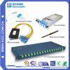Caja de fibra óptica del divisor del PLC para MPO