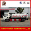 Dongfeng 4000L Vacuum Sewage Suction Truck (Euro 2/3/4)