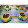 Uitstekende kwaliteit die de Opblaasbare Spelen van de Trampoline van het Water opwekken