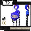 2 het Blok van de Ketting van Toyo van de ton/het Hijstoestel van de Ketting Toyo met Blauwe Kleur