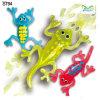 Jouets collants en plastique de guichet de jouets de grenouille matérielle environnementale de TPR