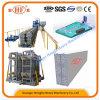 Máquina de fabricação de painéis de parede de divisão de concreto leve com energia elétrica