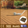 Impermeable al aire libre WPC Decking madera compuesto de plástico