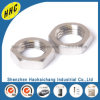 AISI304 Stainless Steel Fastener Hex Flange Lock Nut