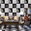 Gemaakt in Behang van pvc van het Ontwerp van de Manier van de Prijs van China het Goedkope In het groot