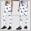 Pantaloni su ordinazione di yoga della maglia di forma fisica del fornitore dell'OEM