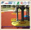 Gummibodenbelag der China-Zubehör GleitschutzCrossfit Gymnastik-EPDM